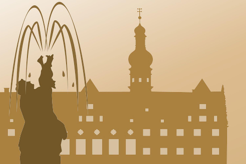 Symbol für Standardführungen in Schloss Weikersheim