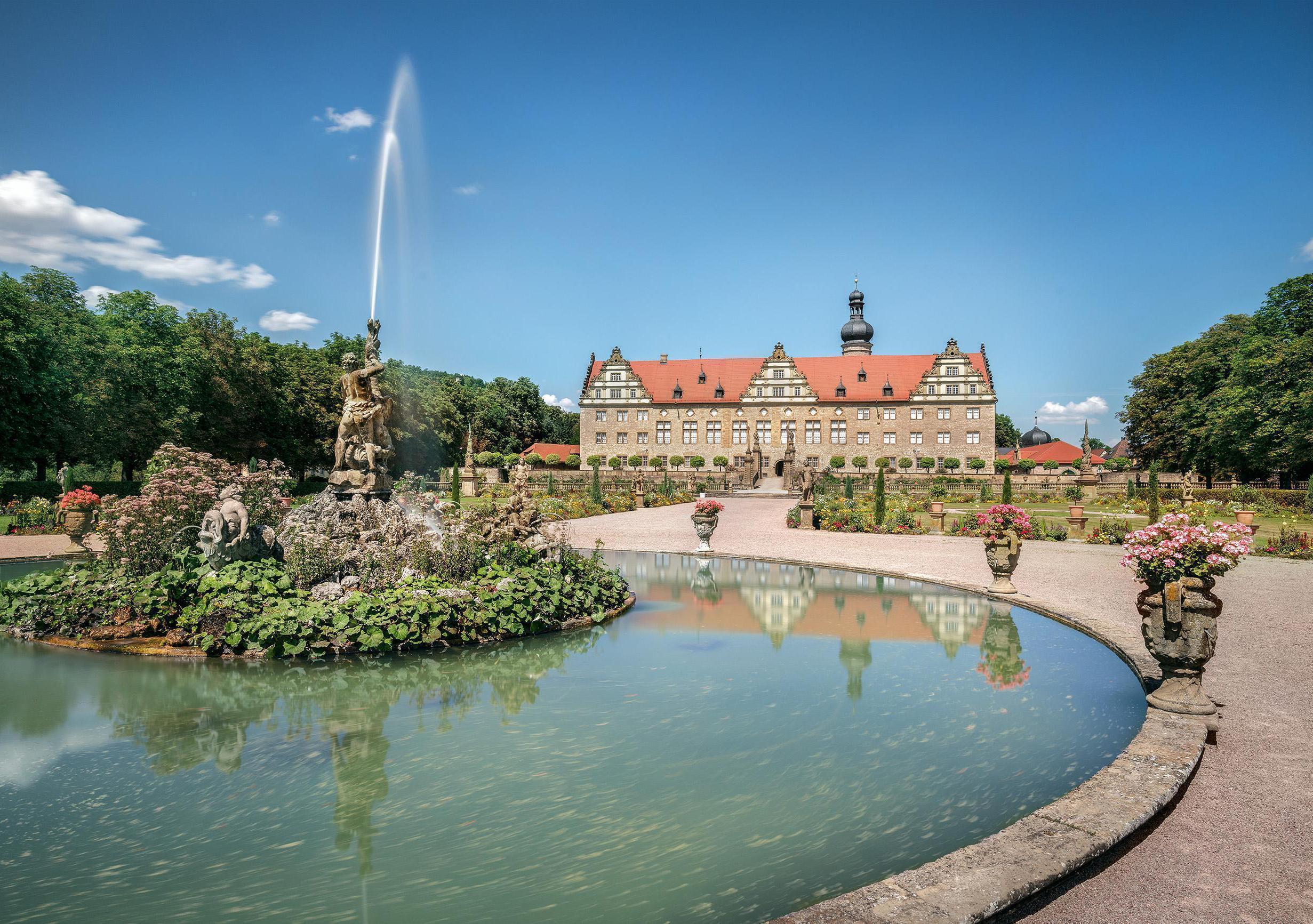 Öffnungszeiten: Staatliche Schlösser und Gärten Baden-Württemberg