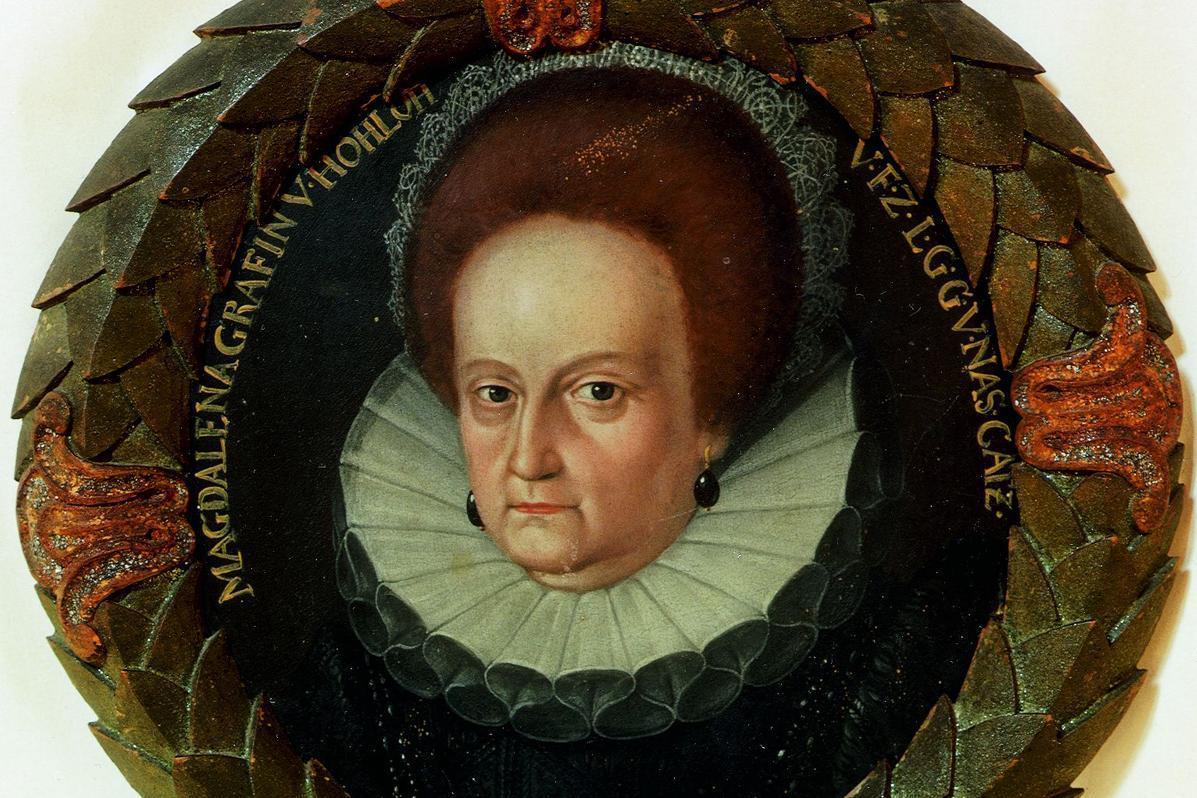 Portrait der Gräfin Magdalena