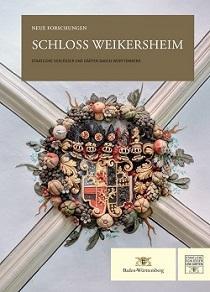 """Deckblatt von """"Schloss Weikersheim. Neue Forschungen"""""""