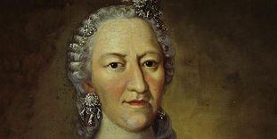 Portrait der Gräfin Elisabeth Friederike Sophie