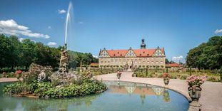 Weikersheim Schloss und Garten