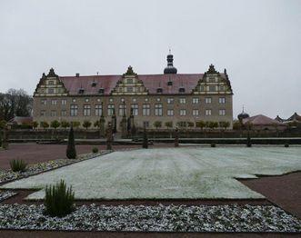 Schloss und Schlossgarten Weikersheim, Rabatten