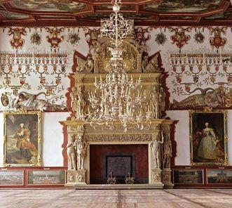 Schloss und Schlossgarten Weikersheim, Rittersaal