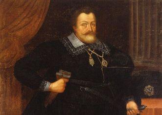 Portrait Graf Wolfgang II.; Foto: Staatliche Schlösser und Gärten Baden-Württemberg, Andrea Rachele