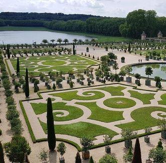 Schlossgarten Versailles