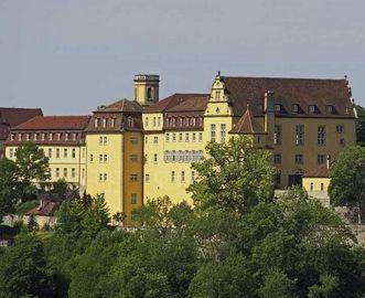 Schloss Kirchberg an der Jagst