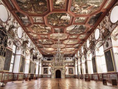 Schloss Weikersheim, Rittersaal