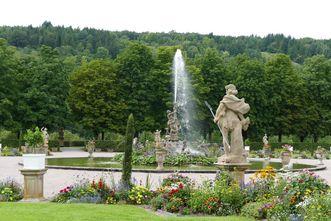 Schloss und Schlossgarten Weikersheim, Herkulesbrunnen