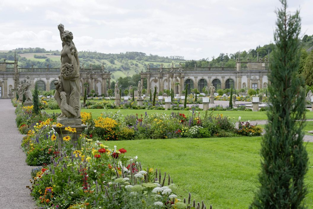 Weikersheim Garden