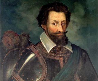 Portrait des jüngeren Grafen Wolfgang II.