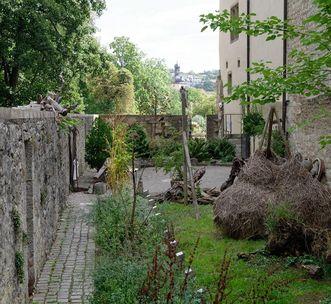 Der Alchemie- und Hexengarten