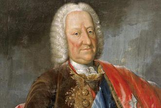 Portrait des Grafen Carl Ludwig von Hohenlohe; Foto: Staatliche Schlösser und Gärten Baden-Württemberg, Arnim Weischer