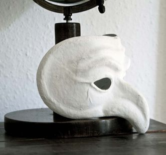 Theatermaske; Foto: pixabay_gemeinfrei