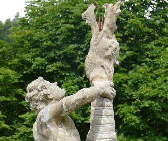Schlossgarten Weikersheim, Herkulesbrunnen