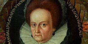 Porträt der Gräfin Magdalena