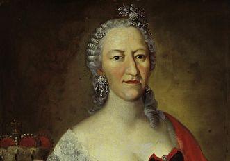 Portrait der Fürstin Elisabeth Friederike Sophie; Foto: Staatliche Schlösser und Gärten Baden-Württemberg, Andrea Rachele